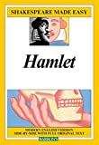 Hamlet (Shakespeare Made Easy : Modern English Version Side-By-Side With Full Original Text)