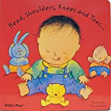 「Head, Shoulders, Knees and Toes (Baby Boardbooks)」のサムネイル画像