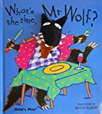 「What's the Time, Mr. Wolf? (Finger Puppet Books)」のサムネイル画像
