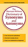 「The Merriam-Webster Dictionary of Synonyms and Antonyms」のサムネイル画像