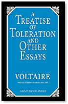 a treatise on toleration and other essays