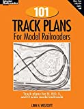 One Hundred and One Track Plans for Model Railroaders (Model Railroad Handbook)
