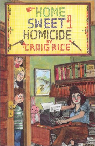 Home Sweet Homicide (Rue Morgue Vintage Mystery)