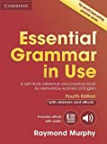 Essential Grammar in Use with Answers and Interactive eBook: A Self-Study Reference and Practice Book for Elementary Learners of Englishby Massimo Papini, Anna Pasquinelli, Paola Allori