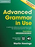「Advanced Grammar in Use Book with Answers and Interactive eBook: A Self-study Reference and Practice...」のサムネイル画像