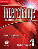 「Interchange Level 1 Student's Book with Self-study DVD-ROM. 4th ed. (Interchange Fourth Edition)」のサムネイル画像