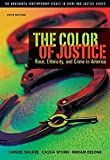 「The Color of Justice: Race, Ethnicity, and Crime in America (The Wadsworth Contemporary Issues in Cr...」のサムネイル画像