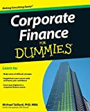 「Corporate Finance For Dummies」のサムネイル画像