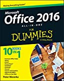 「Office 2016 All-In-One For Dummies」のサムネイル画像