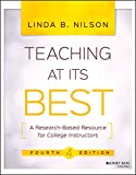 「Teaching at Its Best: A Research-Based Resource for College Instructors」のサムネイル画像
