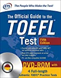 The Official Guide to the TOEFL Test with DVD-ROM, Fifth Editionby Massimo Papini, Anna Pasquinelli, Paola Allori