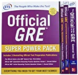 「Official GRE Super Power Pack, Second Edition」のサムネイル画像