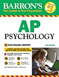 「Barron's AP Psychology with Online Tests」のサムネイル画像