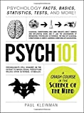 「Psych 101: Psychology Facts, Basics, Statistics, Tests, and More! (Adams 101)」のサムネイル画像