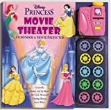 Disney Princess Movie Theater Storybook & Movie Projector