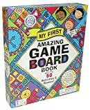 My First Amazing Game Board Book: More Than 50 Activities and Games!