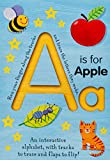 「A Is for Apple (Smart Kids Trace-and-Flip)」のサムネイル画像