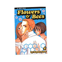 Flowers and Bees 4