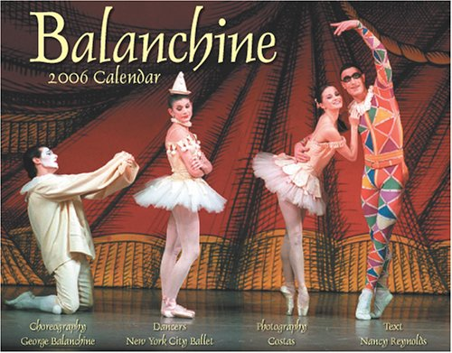 George Balanchine - georgisk koreograf