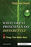 「What Great Principals Do Differently: Eighteen Things That Matter Most」のサムネイル画像
