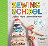 「Sewing School: 21 Sewing Projects Kids Will Love to Make」のサムネイル画像