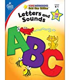 「Letters and Sounds: Grades K-1: Homeworkbooks Gold Star Edition (Home Workbooks: Gold Star Edition)」のサムネイル画像