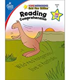「Reading Comprehension Grade 1 (Home Workbooks: Gold Star Edition)」のサムネイル画像