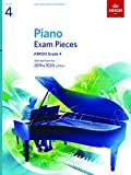 「Piano Exam Pieces 2019 & 2020, ABRSM Grade 4: Selected from the 2019 & 2020 syllabus (ABRSM Exam Pie...」のサムネイル画像