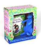 I Love You, Blue Kangaroo (BOOK & PLUSH SET)