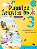 「Jolly Phonics Activity Book 3 (in Print Letters)」のサムネイル画像