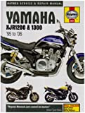 Yamaha XJR1200 and 1300 Service and Repair Manual: 1995 to 2006 (Haynes Service and Repair Manuals)