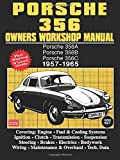 Porsche 356 Owner's Workshop Manual (WORKSHOP MAUAL PORSCHE)