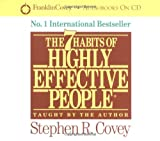 7 Habits of Highly Effective People CDパッケージ