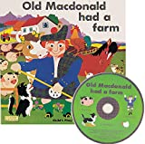 「Old Macdonald Had A Farm (Classic Books With Holes):Cd + Book Set」のサムネイル画像