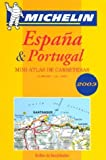 Michelin Espana & Portugal: Mini-Atlas De Carreteras 2003 (Tourist & Motoring Atlas S.)