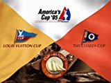 The Official America's Cup'95. CD- ROM fuer Windows 3.1. Louis Vuitton Cup. The Citizen Cup
