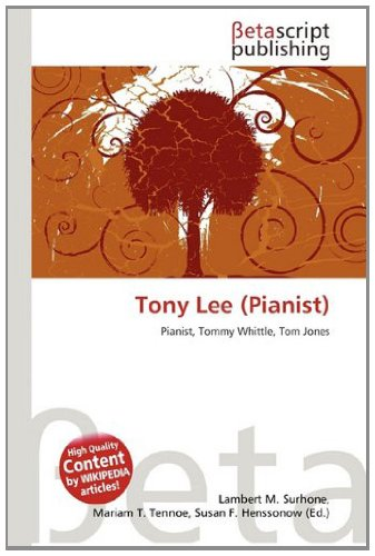 Tony Lee (Pianist)