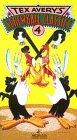 ビデオ『Tex Avery's Screwball Classics4』