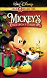 「Mickey's Once Upon a Christmas [VHS] [Import]」のサムネイル画像