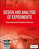 「Design and Analysis of Experiments [Paperback] [Jan 01, 2013] Montgomery」のサムネイル画像