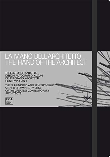 Moleskine Hand of the Architect - Twin Set