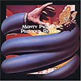 CD『Monty Python's Previous Records / Monty Python's Flying Circus』