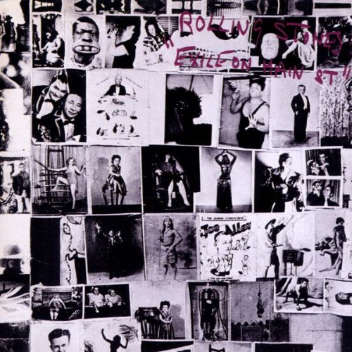 The Rolling Stones:Exile On Main Street