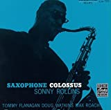 ♪Saxophone Colossus [FROM US] SONNY ROLLINS