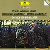 Tchaikovsky: String Quartet No1, Op11; Dvorak: String Quartet No12