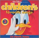 Walt Disney Records : Children's Favorite Songs, Vol. 3