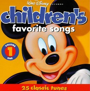 Walt Disney Records : Children's Favorite Songs, Vol. 1