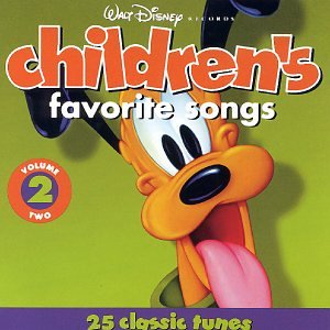 Walt Disney Records : Children's Favorite Songs, Vol. 2