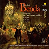 Concertos for Flute, Strings & Continuo