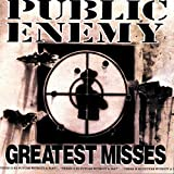 Greatest Misses / PUBLIC ENEMY (1992)